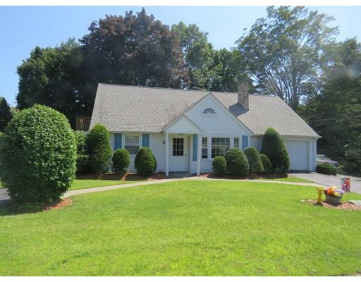 Maison unifamiliale pour l Vente à 21 Janet Circle 21 Janet Circle Shrewsbury, Massachusetts 01545 États-Unis