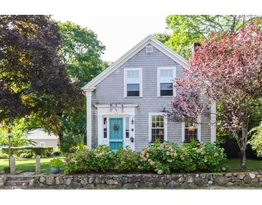 Casa Unifamiliar por un Venta en 66 Main Street Marion, Massachusetts 02738 Estados Unidos
