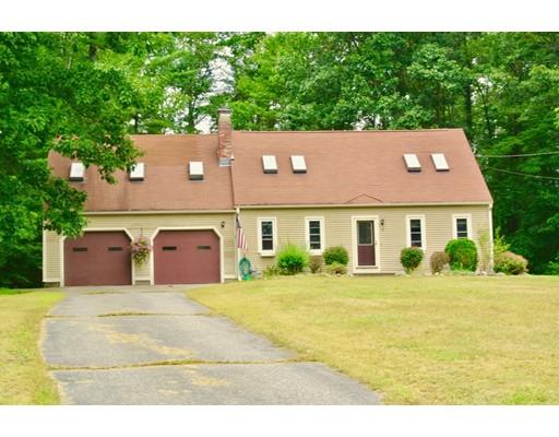 独户住宅 为 销售 在 3 Gemini Lane Townsend, 马萨诸塞州 01469 美国