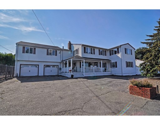 Многосемейный дом для того Продажа на 65 Marshall Street 65 Marshall Street Revere, Массачусетс 02151 Соединенные Штаты