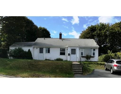 Casa Unifamiliar por un Alquiler en 138 Uncatena Avenue Worcester, Massachusetts 01606 Estados Unidos