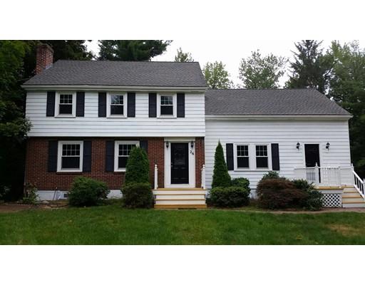 Casa Unifamiliar por un Venta en 26 Reservoir Street 26 Reservoir Street Holden, Massachusetts 01520 Estados Unidos
