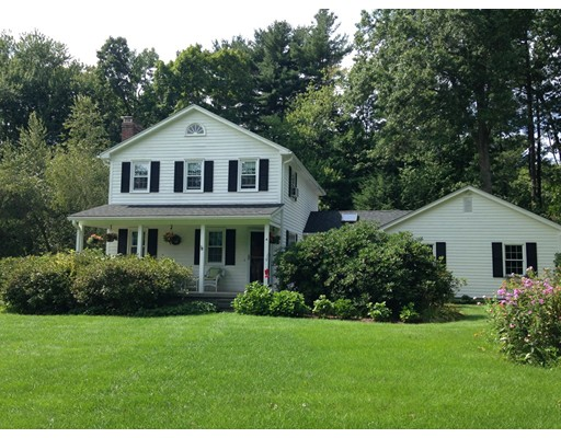 Single Family Home for Sale at 4 Colony Drive Hampden, Massachusetts 01036 United States