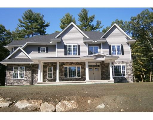 Частный односемейный дом для того Продажа на 3 Quigley Southampton, Массачусетс 01073 Соединенные Штаты
