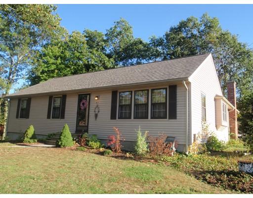 Casa Unifamiliar por un Venta en 47 Heather Circle 47 Heather Circle Holden, Massachusetts 01522 Estados Unidos