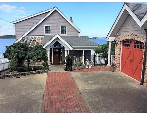 واحد منزل الأسرة للـ Sale في 123 Sea Avenue 123 Sea Avenue Quincy, Massachusetts 02169 United States