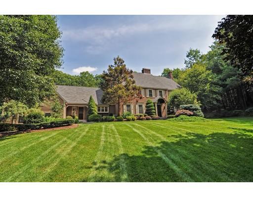 Single Family Home for Sale at 24 Boren Lane 24 Boren Lane Boxford, Massachusetts 01921 United States