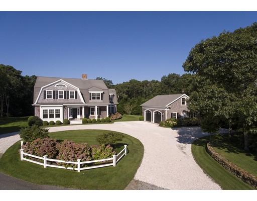 Casa Unifamiliar por un Venta en 10 Channel Hill 10 Channel Hill Harwich, Massachusetts 02646 Estados Unidos