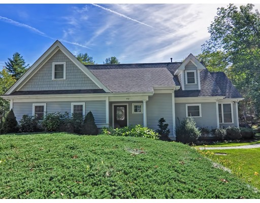 Single Family Home for Rent at 40 Rowell Road Wrentham, Massachusetts 02093 United States