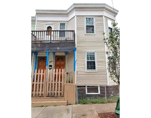 Multi-Family Home for Sale at 145 Congress Avenue Chelsea, Massachusetts 02150 United States