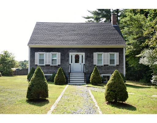 House for Sale at 182 Plymouth Street 182 Plymouth Street Carver, Massachusetts 02330 United States