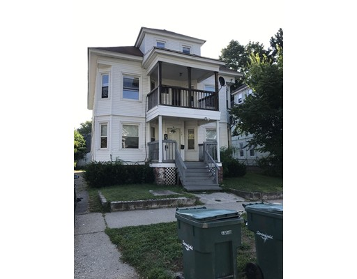 Single Family Home for Rent at 57 Pomona Street Springfield, 01108 United States