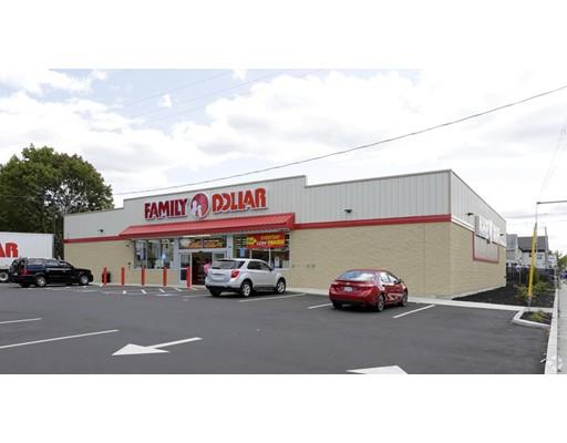 Commercial pour l Vente à 548 Main Street 548 Main Street Brockton, Massachusetts 02301 États-Unis