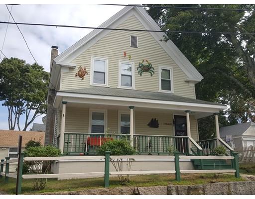 独户住宅 为 出租 在 9 Ninth St #Front 9 Ninth St #Front Wareham, 马萨诸塞州 02558 美国