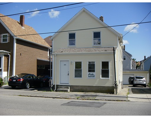 Single Family Home for Rent at 224 Dartmouth Street New Bedford, Massachusetts 02740 United States