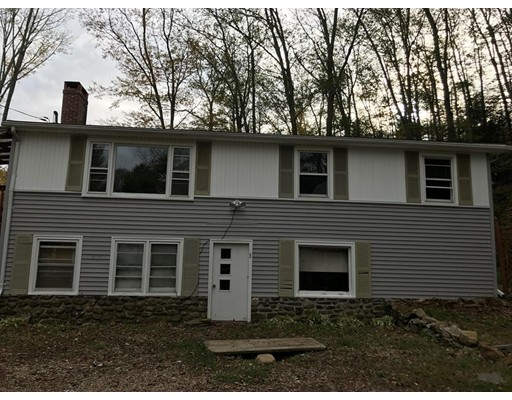 Single Family Home for Sale at 3 CHAFFEE ROAD 3 CHAFFEE ROAD Holland, Massachusetts 01521 United States