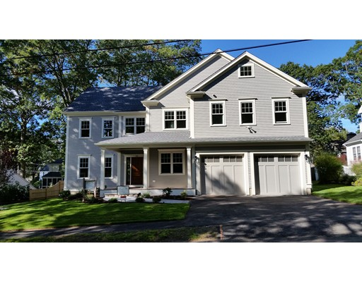 Single Family Home for Sale at 25 Rae Avenue Needham, Massachusetts 02492 United States