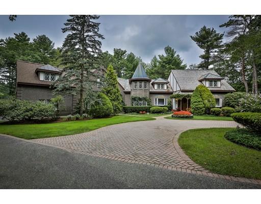واحد منزل الأسرة للـ Sale في 12 Pearl Road 12 Pearl Road Boxford, Massachusetts 01921 United States