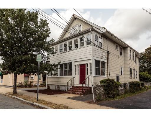 Casa Multifamiliar por un Venta en 6 Rawson Road Arlington, Massachusetts 02474 Estados Unidos