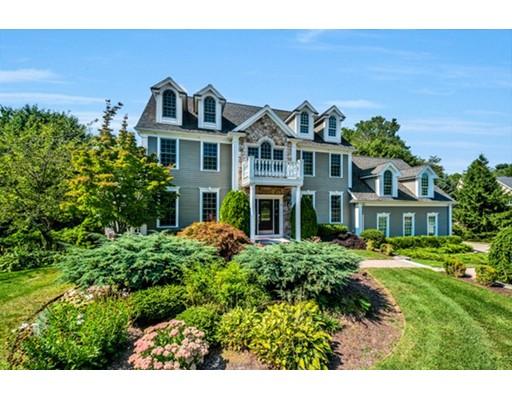 Частный односемейный дом для того Продажа на 11 Camden Way 11 Camden Way Easton, Массачусетс 02375 Соединенные Штаты