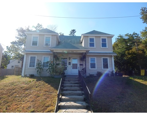 Single Family Home for Rent at 1372 Pleasant Street Weymouth, 02189 United States