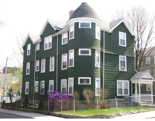 Multi-Family Home for Sale at 28 Clarkson Street 28 Clarkson Street Boston, Massachusetts 02125 United States