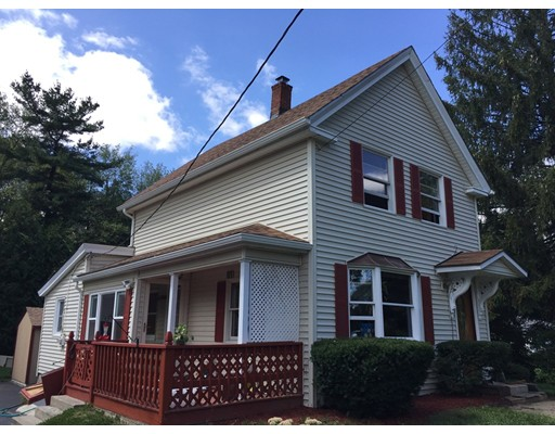 Single Family Home for Sale at 408 Greenwood Street Millbury, Massachusetts 01527 United States
