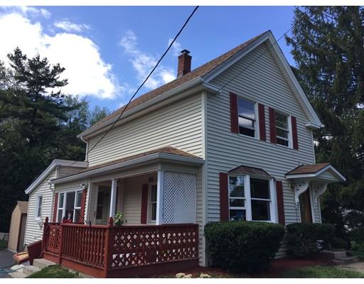 独户住宅 为 销售 在 408 Greenwood Street Millbury, 马萨诸塞州 01527 美国