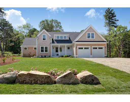 Single Family Home for Sale at 90 Stony Brook Road Brewster, Massachusetts 02631 United States