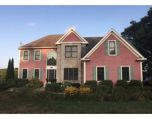 Частный односемейный дом для того Продажа на 36 Forestdale Road Paxton, Массачусетс 01612 Соединенные Штаты