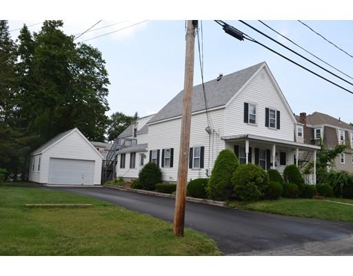 多户住宅 为 销售 在 28 Linden Street 28 Linden Street Mansfield, 马萨诸塞州 02048 美国