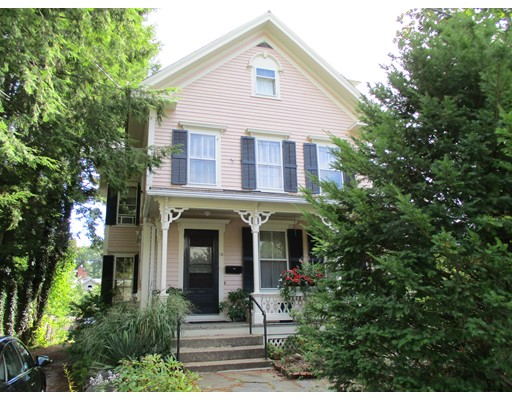 Single Family Home for Sale at 15 Franklin 15 Franklin Northampton, Massachusetts 01060 United States