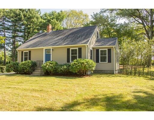Casa Unifamiliar por un Venta en 316 South Main Street Hopedale, Massachusetts 01747 Estados Unidos