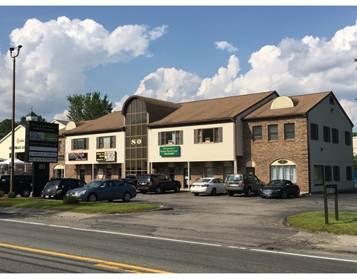 Commercial for Rent at 80 Worcester Street 80 Worcester Street Grafton, Massachusetts 01536 United States