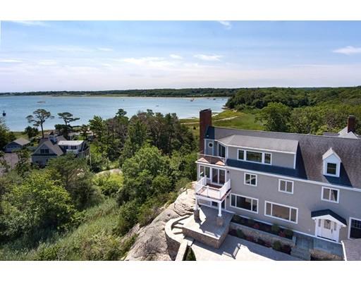 Casa Unifamiliar por un Venta en 62 White Head Road 62 White Head Road Cohasset, Massachusetts 02025 Estados Unidos