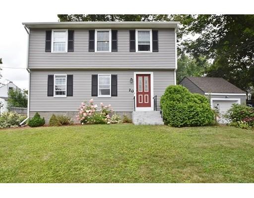 Частный односемейный дом для того Продажа на 20 Highland Park Road 20 Highland Park Road Rutland, Массачусетс 01543 Соединенные Штаты