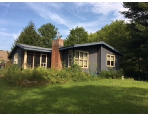 Single Family Home for Sale at 17 W Main Street 17 W Main Street Cummington, Massachusetts 01026 United States