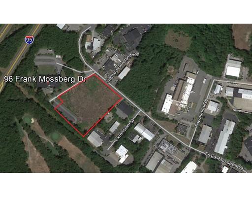 أراضي للـ Sale في 90 FRANK MOSSBERG 90 FRANK MOSSBERG Attleboro, Massachusetts 02703 United States