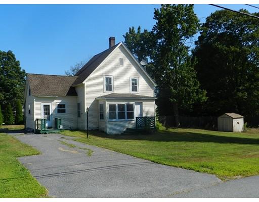 واحد منزل الأسرة للـ Sale في 19 Streetockton Street Boylston, Massachusetts 01505 United States