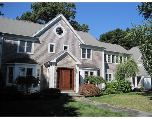Single Family Home for Rent at 26 Stanton Road Cohasset, Massachusetts 02025 United States