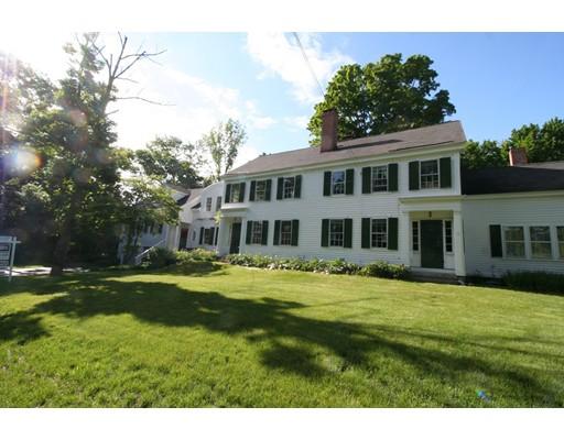 Maison unifamiliale pour l Vente à 17 Porter Road 17 Porter Road Andover, Massachusetts 01810 États-Unis