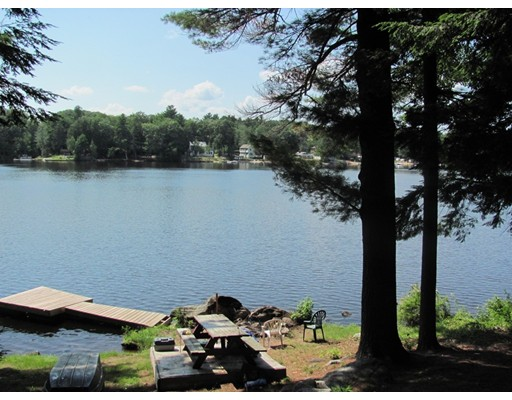 土地,用地 为 销售 在 15 Brown's Lake Road 15 Brown's Lake Road 艾什本罕, 马萨诸塞州 01430 美国