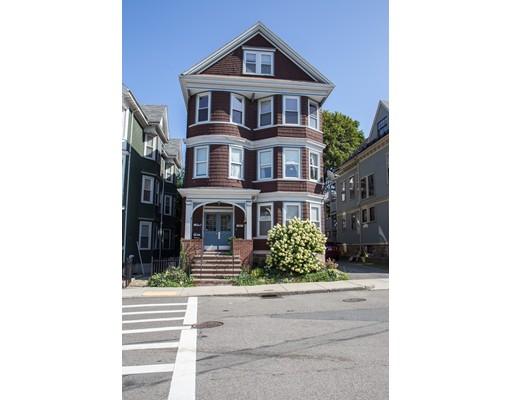 Single Family Home for Rent at 122 Calumet Street Boston, Massachusetts 02119 United States