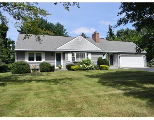 Maison unifamiliale pour l Vente à 4 Rice Drive 4 Rice Drive Wilbraham, Massachusetts 01095 États-Unis