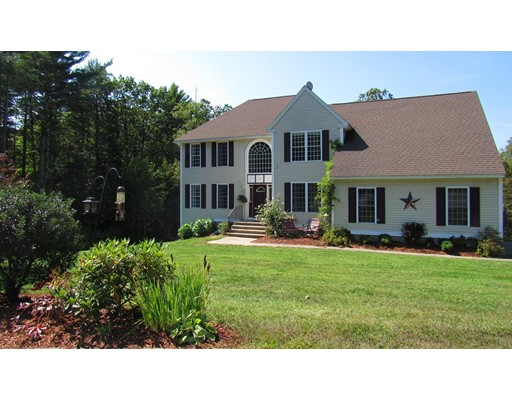 Single Family Home for Sale at 10 Bluebird Road 10 Bluebird Road Winchendon, Massachusetts 01475 United States