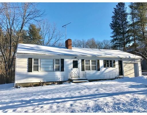 Частный односемейный дом для того Продажа на 464 Bay Road 464 Bay Road Amherst, Массачусетс 01002 Соединенные Штаты