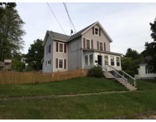 Частный односемейный дом для того Продажа на 190 Montgomery Avenue Ext 190 Montgomery Avenue Ext Pittsfield, Массачусетс 01201 Соединенные Штаты