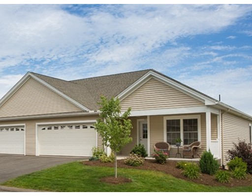 共管式独立产权公寓 为 销售 在 118 Cherry Drive Wilbraham, 01095 美国