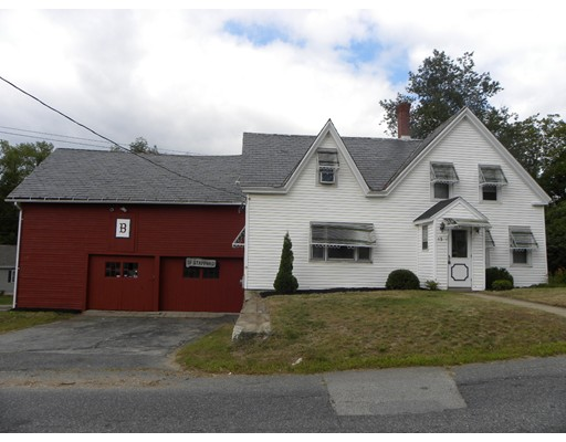 واحد منزل الأسرة للـ Sale في 13 Streetafford Street Charlton, Massachusetts 01507 United States