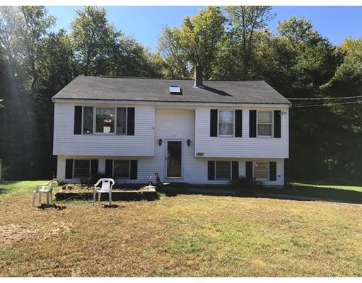 独户住宅 为 销售 在 311 Thayer Street 311 Thayer Street Millville, 马萨诸塞州 01529 美国